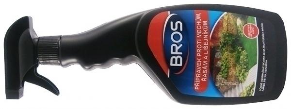 BROS-přípravek proti mechům,řasám a lišejníku 500ml